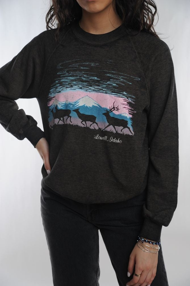 Lowell Idaho Sweatshirt