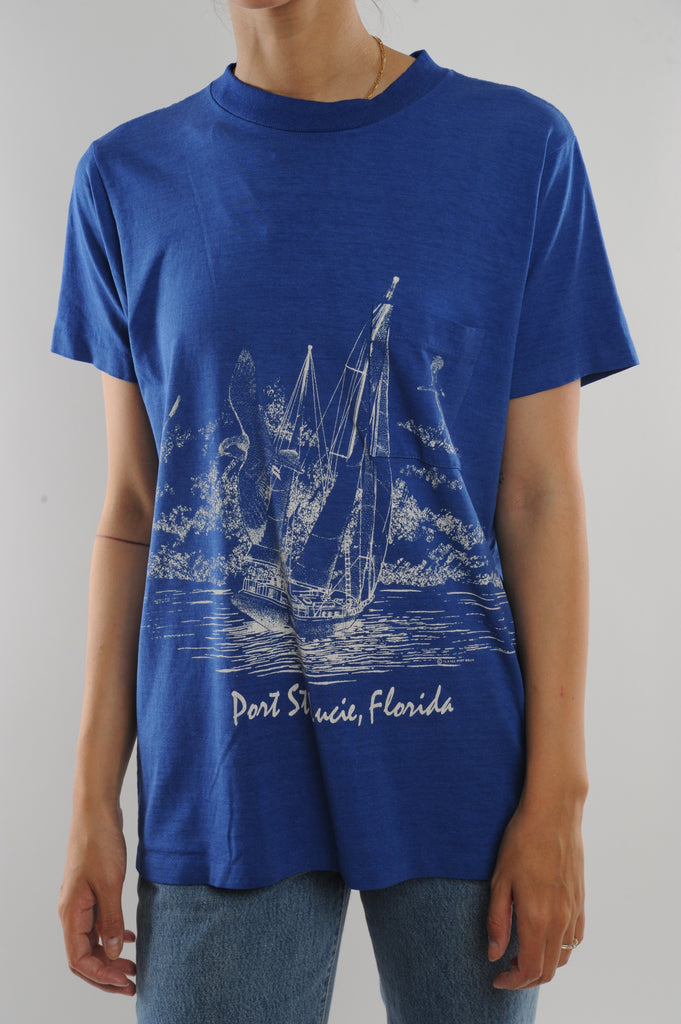 Port St. Lucia Florida Tee