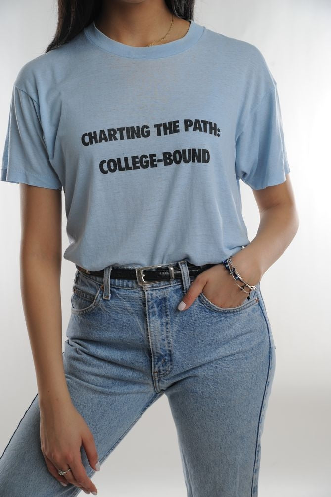 Charting The Path Tee