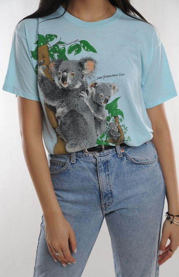 San Francisco Zoo Koala Tee