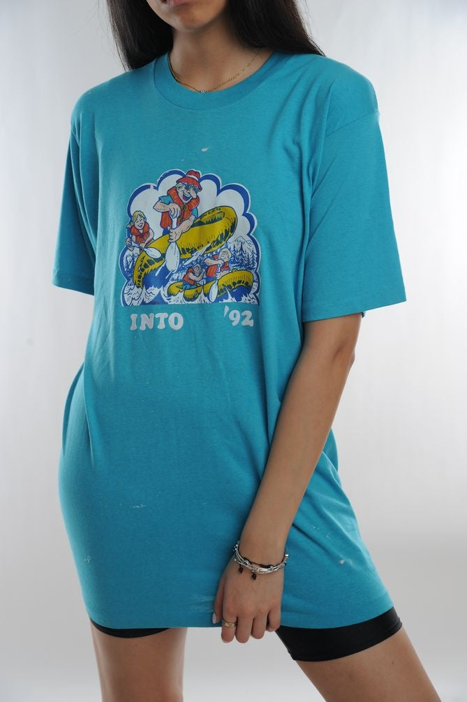 Into '92 Rafting Tee