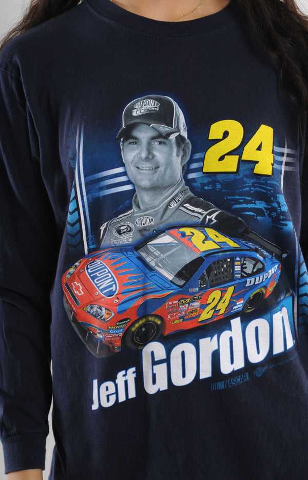 Jeff Gordon Nascar Long Sleeve