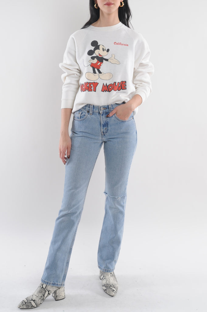 Mickey Mouse Florida Sweatshirt