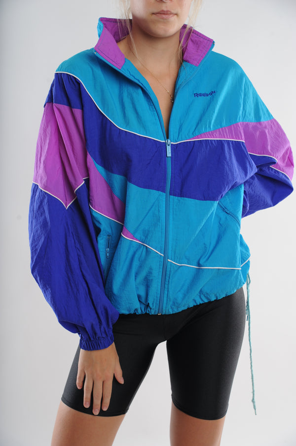 Reebok Colorblock Windbreaker