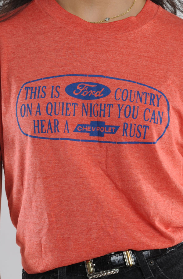 Ford vs. Chevy Tee
