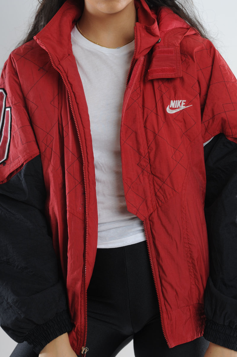 Nike Sooners Windbreaker