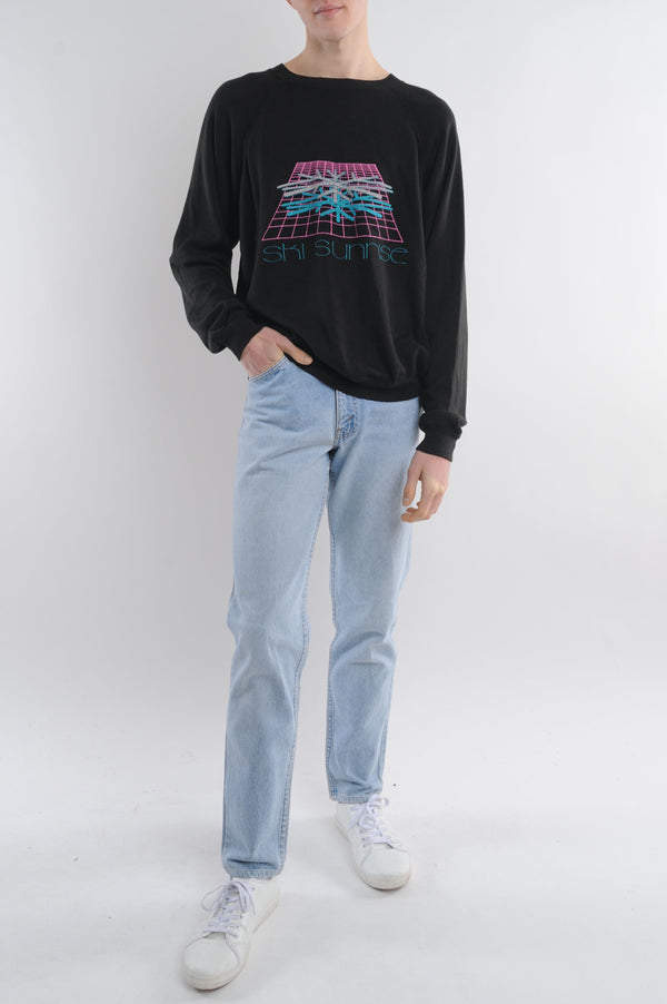 Ski Sunrise Sweatshirt