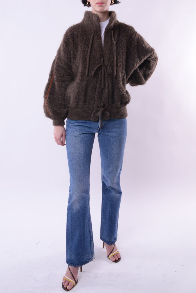 Escada Mohair Sweater Jacket