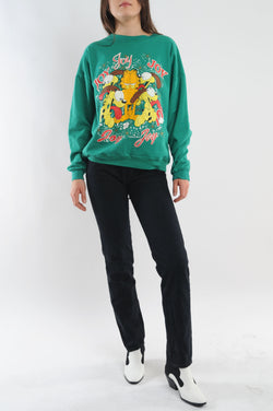 Garfield Christmas Sweatshirt