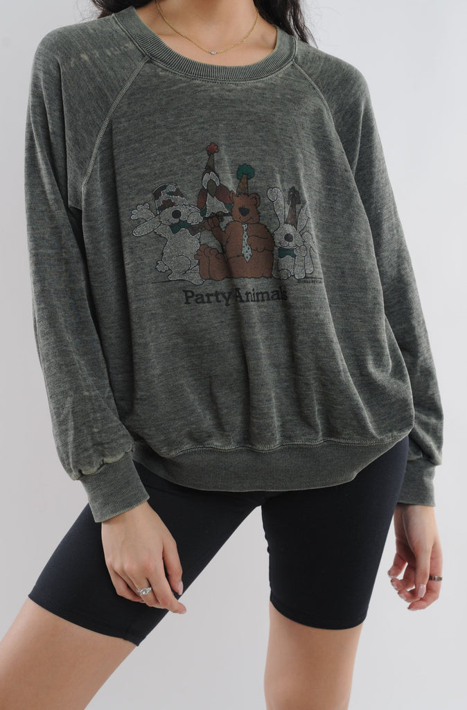 Party Animals Sweatshirt