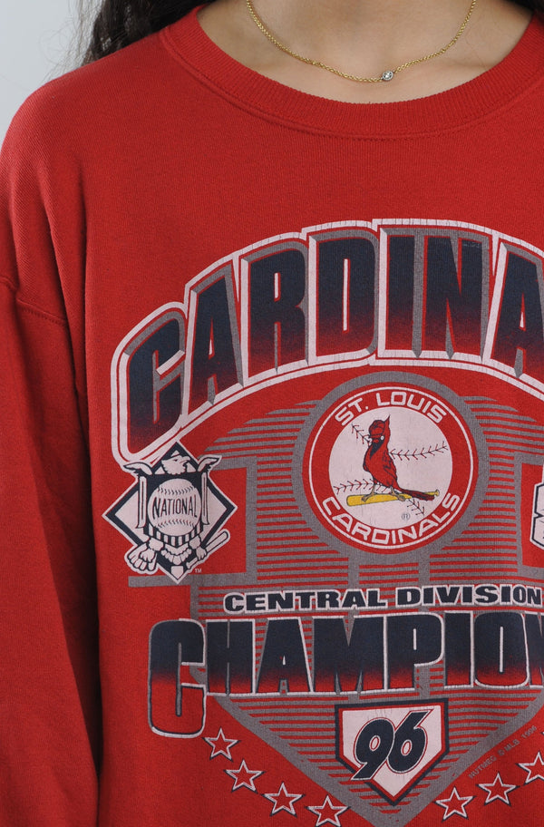St. Louis Cardinals Lee Sweatshirt