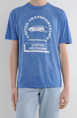United Transportation Incorporated Tee