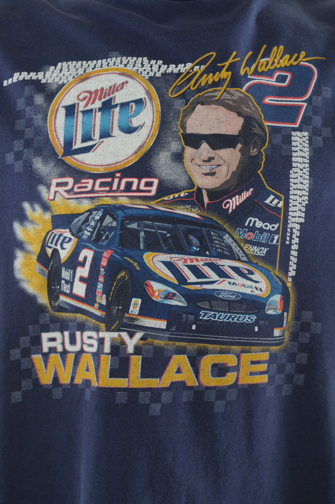 Rusty Wallace Racing Tee