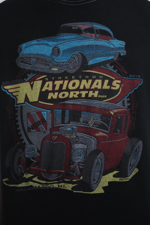 National North Racing Tee