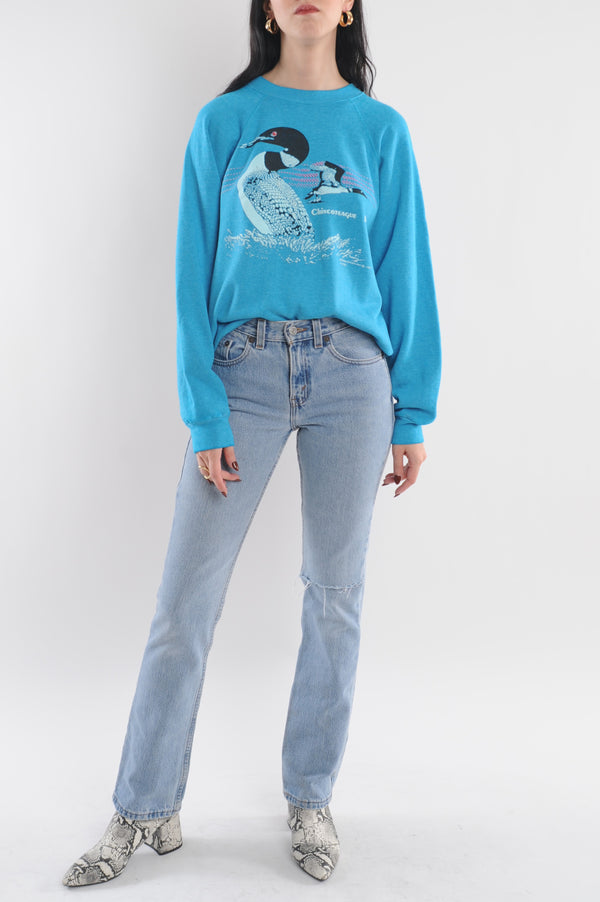 Chincoteague Island Sweatshirt