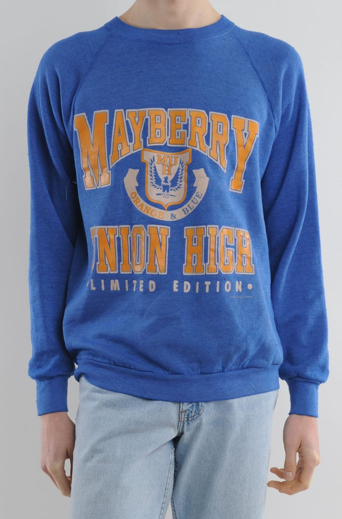 Mayberry Union High Sweatshirt