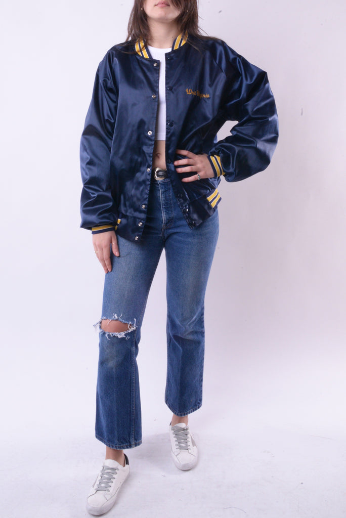 West Virginia Satin Bomber