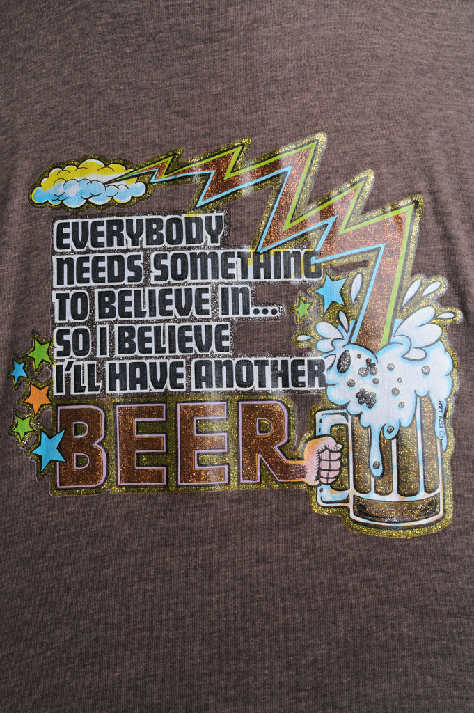 Believe in Beer Tee