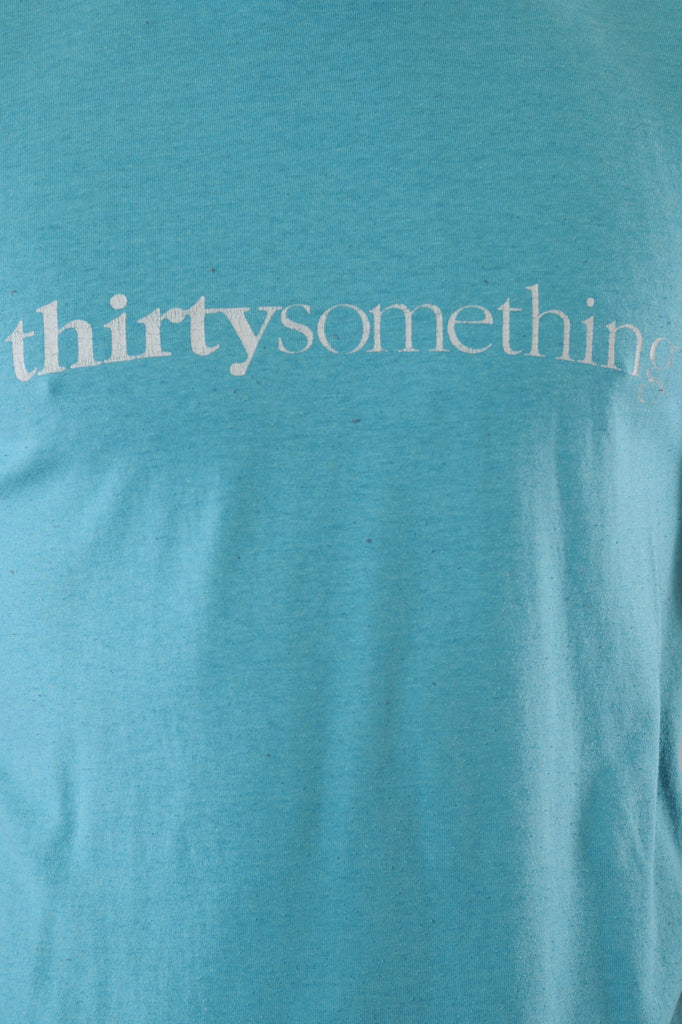 Blue Thirty Something Tee