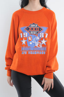 Denver Broncos Sweatshirt