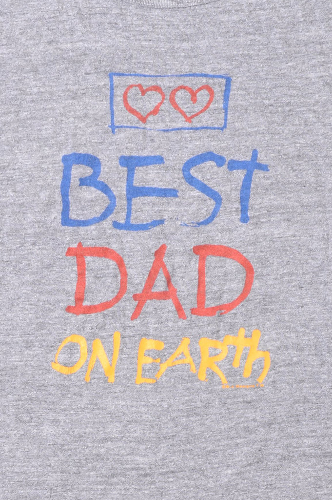 Best Dad on Earth Tee