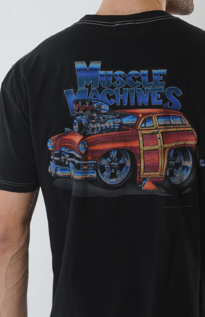 Muscle Machines Tee