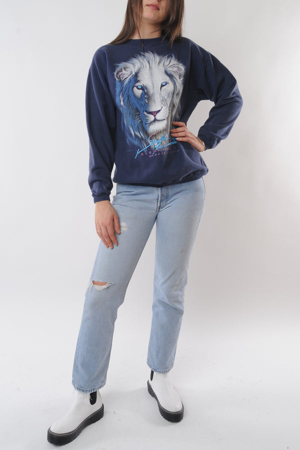 Siegfried & Roy Lion Sweatshirt