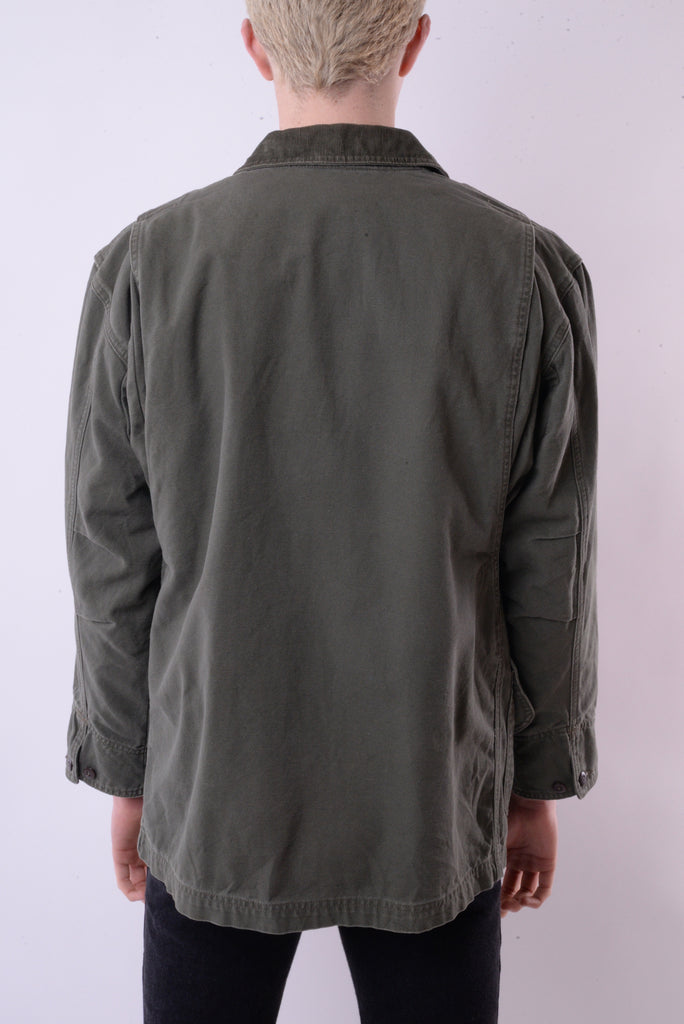 Army Green Work Jacket