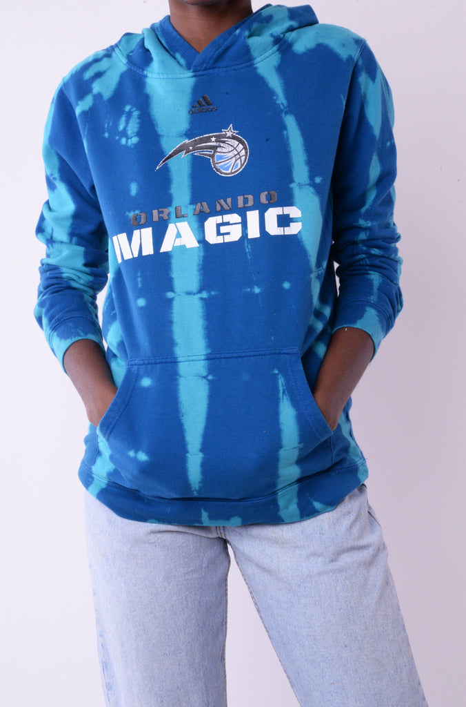 Orlando Magic Tie Dye Sweatshirt