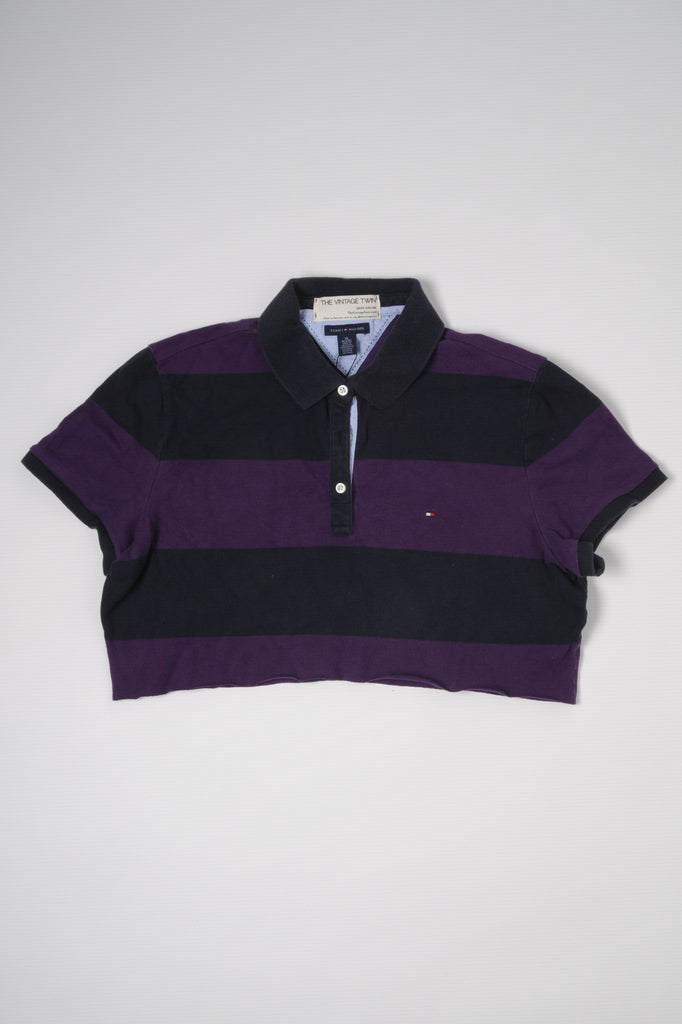 Cropped Tommy Hilfiger Polo