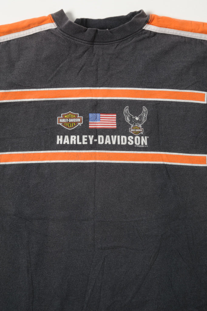 Heavyweight Harley Tee