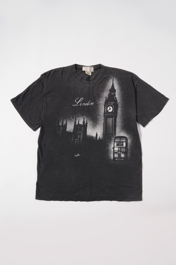 Streets of London Black Tee