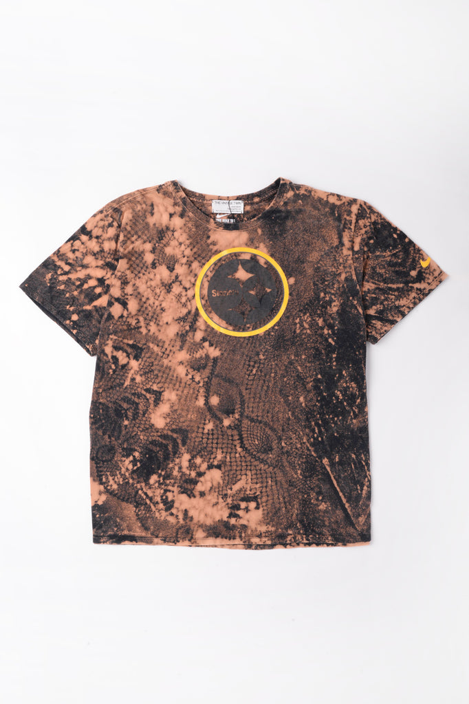 Pittsburg Steelers Hand-Dyed Tee