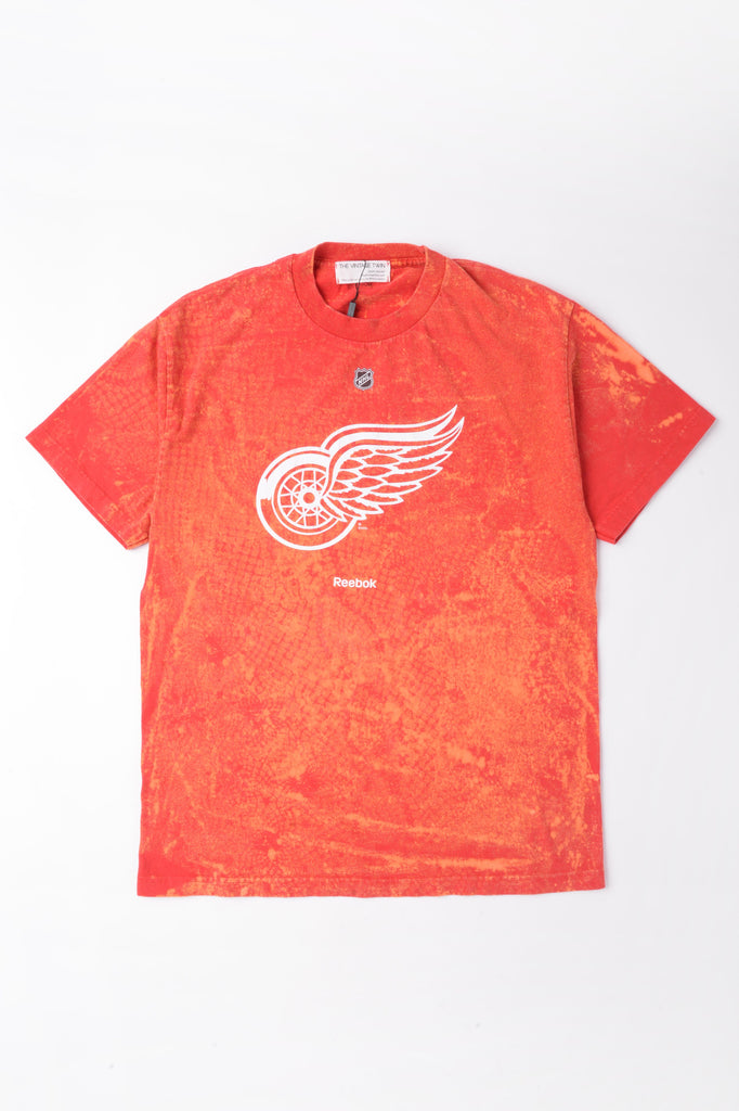Red Wings Hand-Dyed Tee