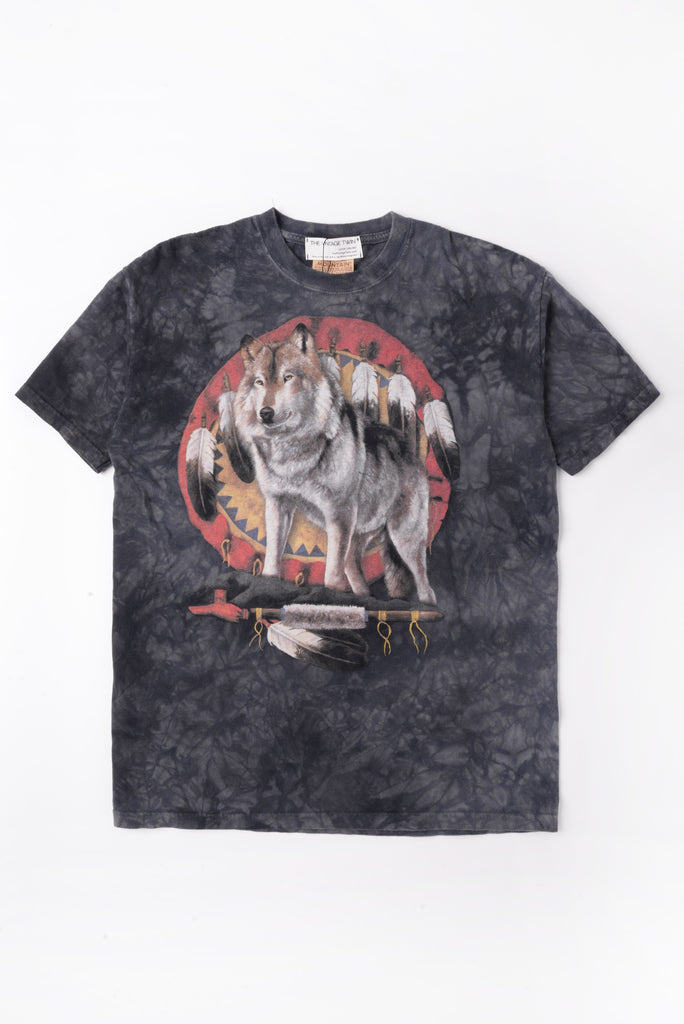 Wolf Hand Dyed Tee