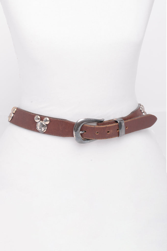 Mickey Mouse Belt