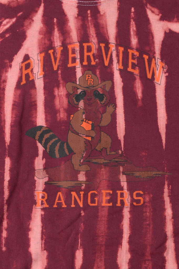 Riverview Rangers Tie Dye Sweatshirt