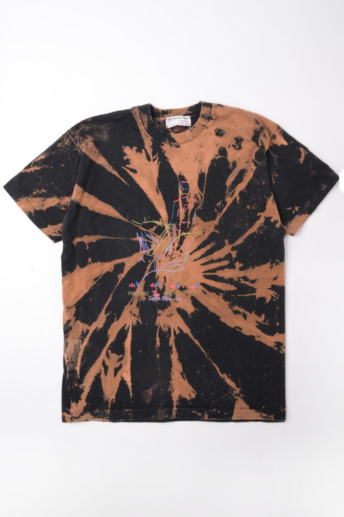 Santa Rosa Wine Country Tie Dye Tee