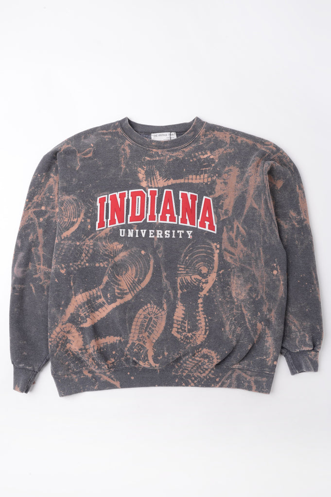 Indiana University Hand-Dyed Sweatshirt