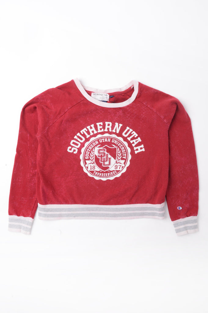 Cropped Southern Utah University Sweatshirt