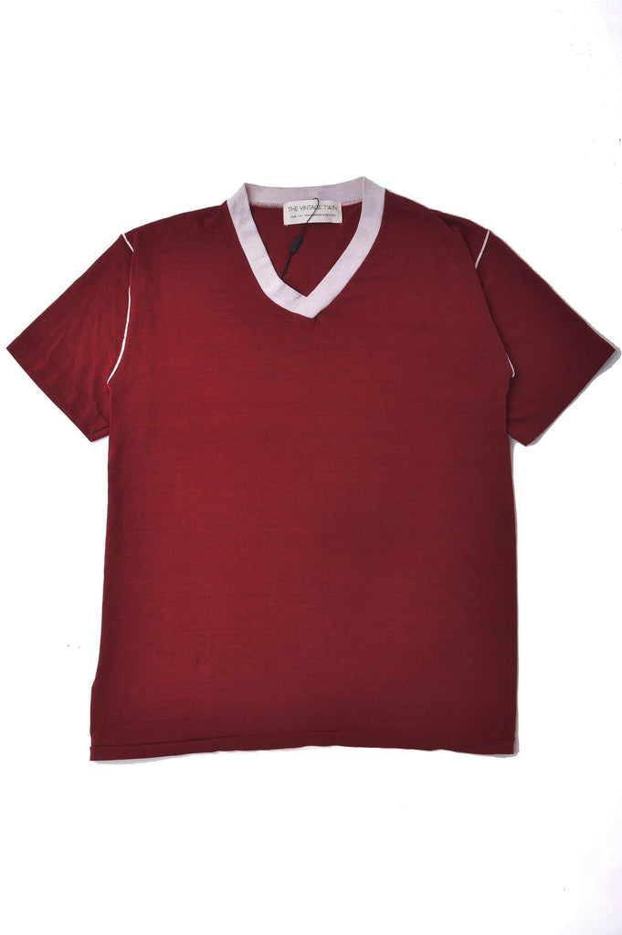 Basic Red Tee
