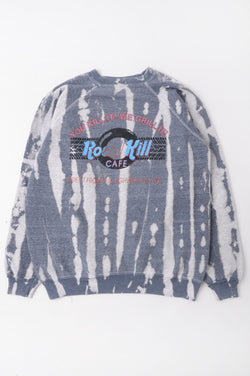 Road Kill Cafe Tie Dye Sweatshirt