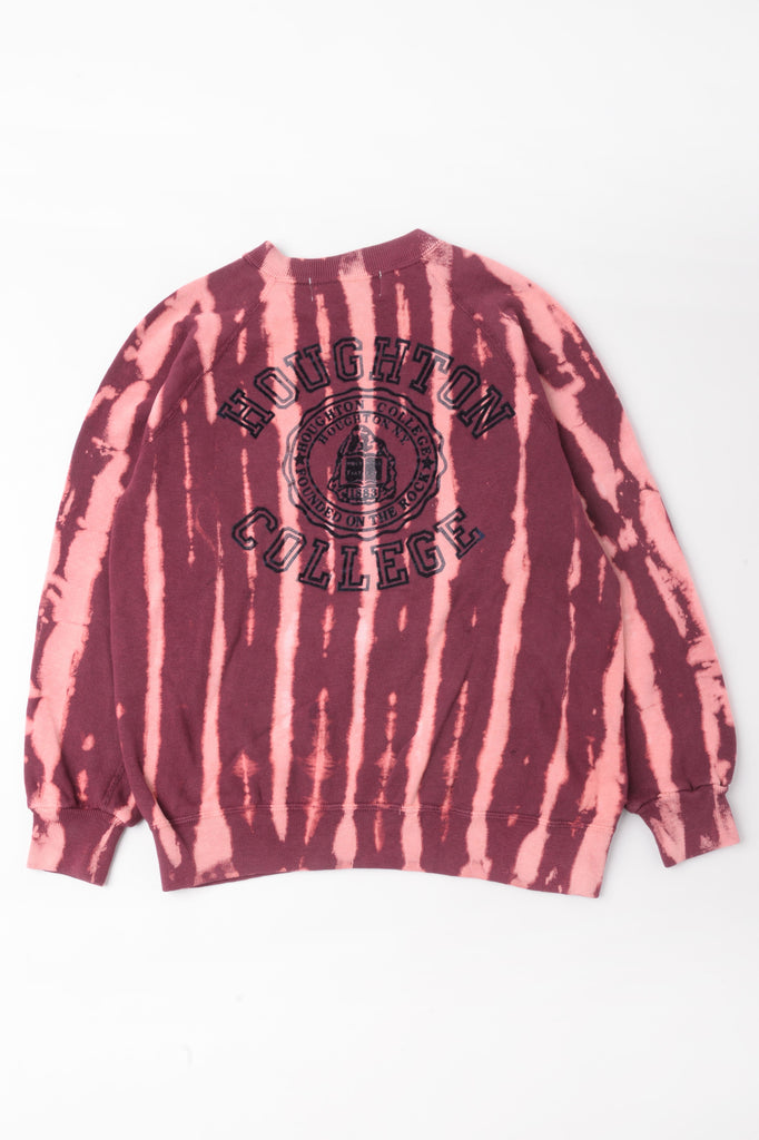 Houghton College Tie Dye Sweatshirt