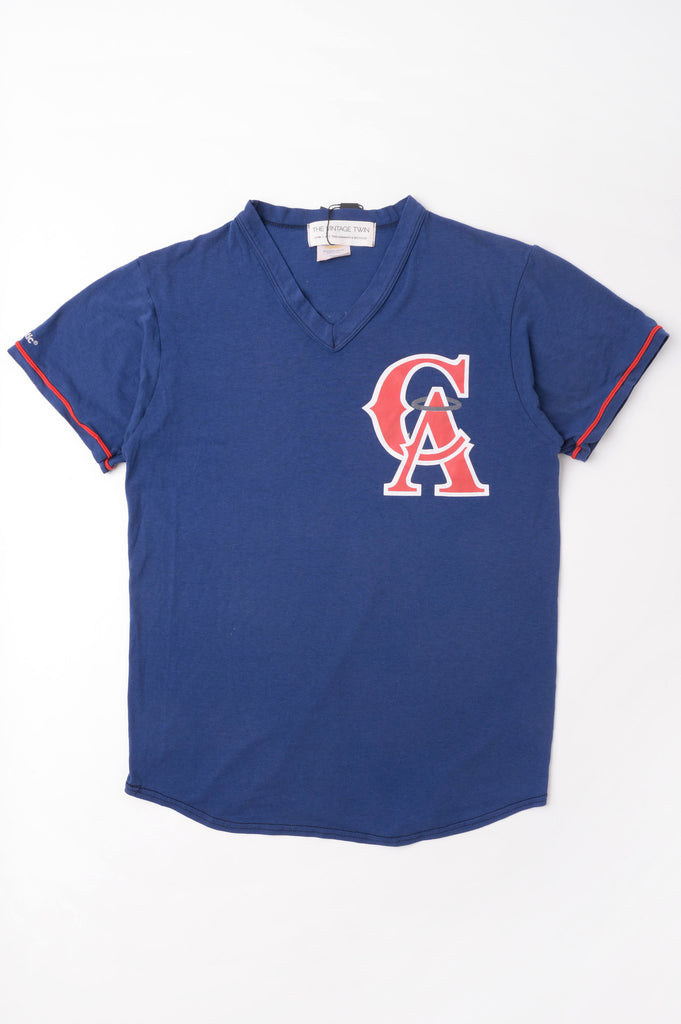 California Angels Baseball Tee