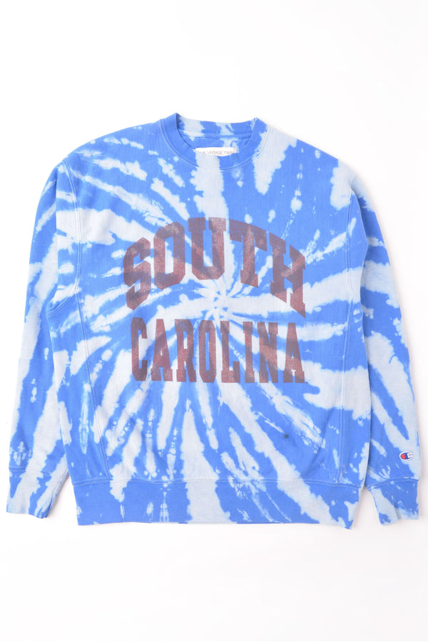South Carolina Tie Dye Sweatshirt