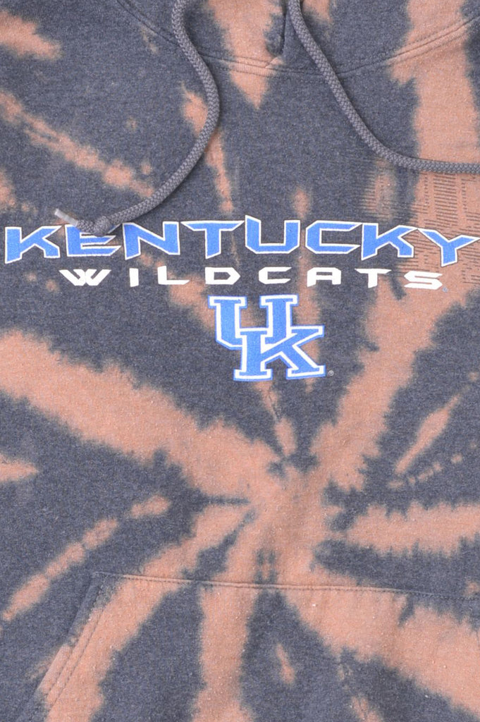 University of Kentucky Tie Dye Hoodie
