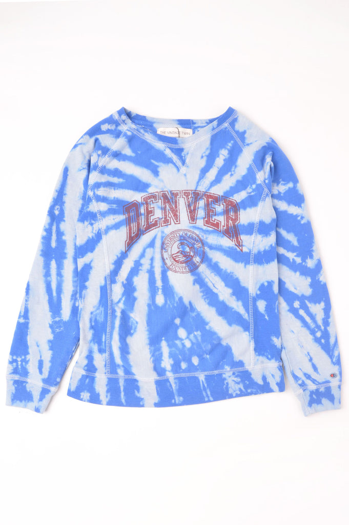 University of Denver Tie Dye Sweatshirt