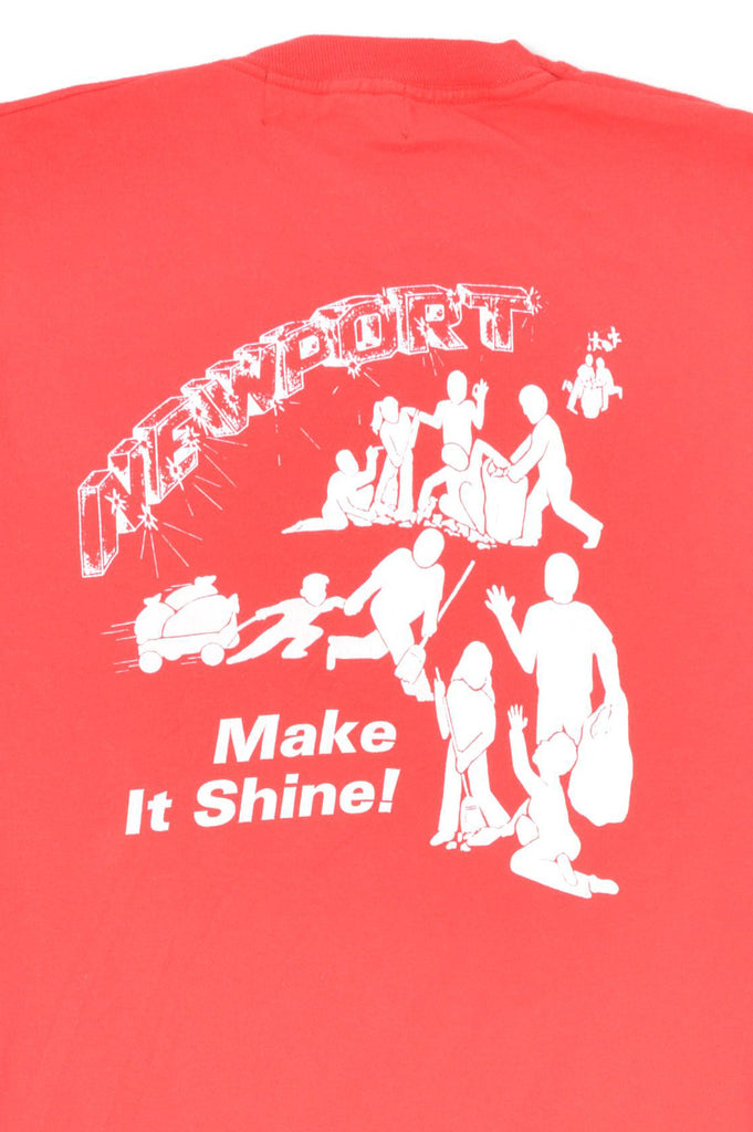 Newport Make it Shine Tee