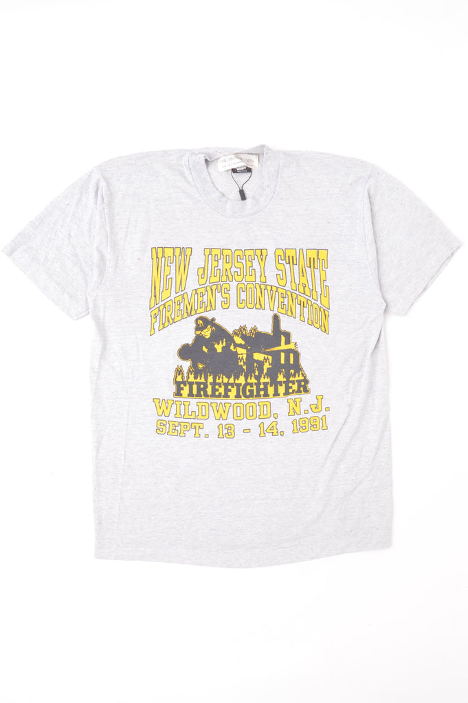 New Jersey Firemen's Convention Tee