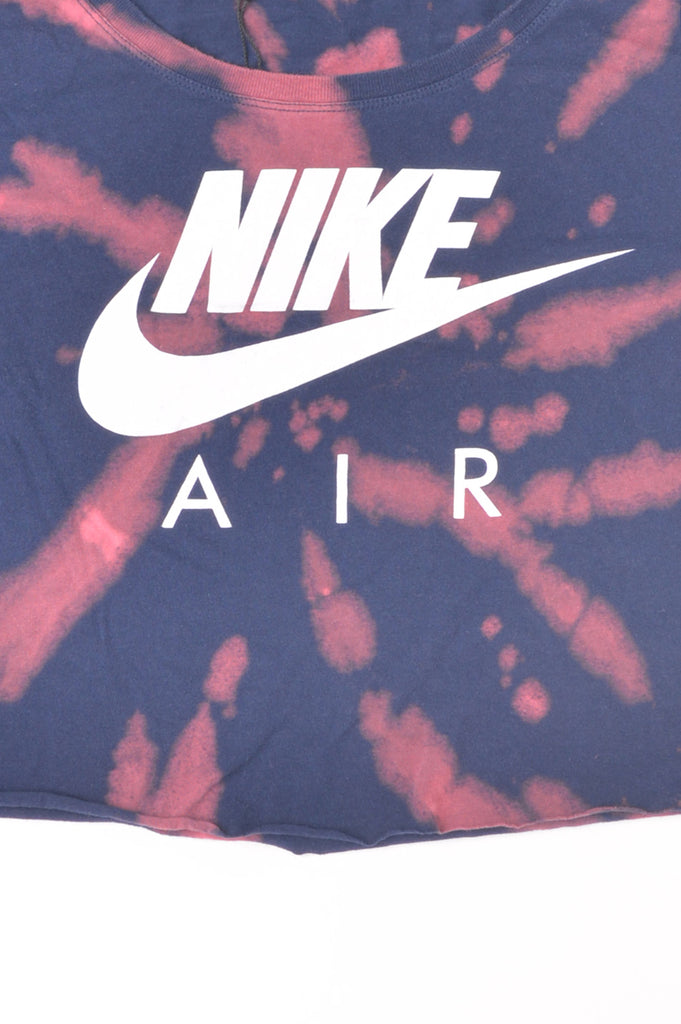 Cropped Nike Hand-Dyed Tee